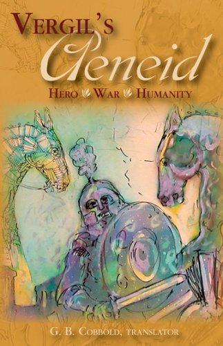 9780865165960: Vergil's Aeneid: Hero War Humanity