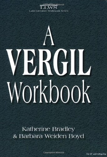 9780865166141: A Vergil Workbook (English and Latin Edition)