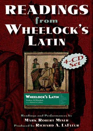 9780865166387: Readings From Wheelock's Latin (Latin Edition)