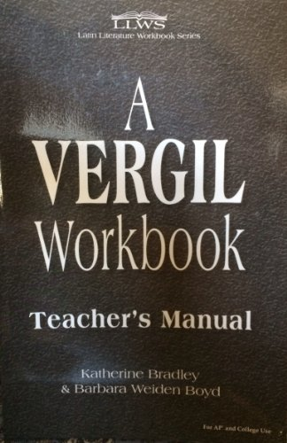 9780865166516: A Vergil Workbook Teacher's Manual
