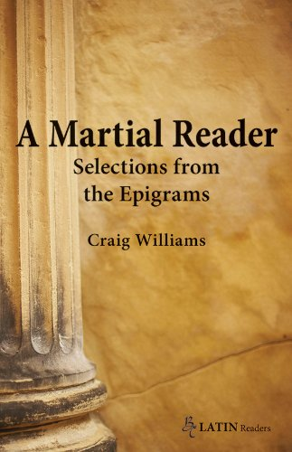 9780865167049: A Martial Reader: Selections from the Epigrams (Bc Latin Readers) (English and Latin Edition)