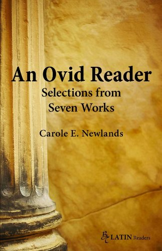 9780865167223: An Ovid Reader: Selections from Seven Works (Bc Latin Readers)