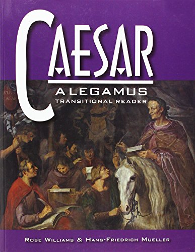 9780865167339: Caesar: A Legamus Transitional Reader (Legamus Reader) (Latin Edition)
