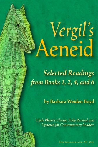 9780865167650: Vergil's Aeneid: Selected Readings from Books 1, 2, 4, and 6 (English and Latin Edition)