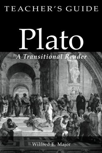 9780865167797: Plato A Transitional Reader Teacher's Guide (Volume 1)