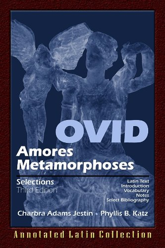 9780865167841: Ovid: Amores Metamorphoses (Annotated Collection)