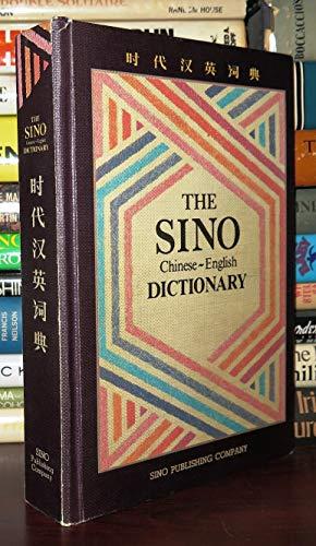 9780865190061: The SINO Chinese-English dictionary