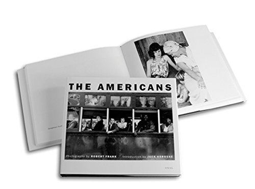 9780865215849: The Americans by Frank, Robert, Kerouac, Jack (2008) Hardcover