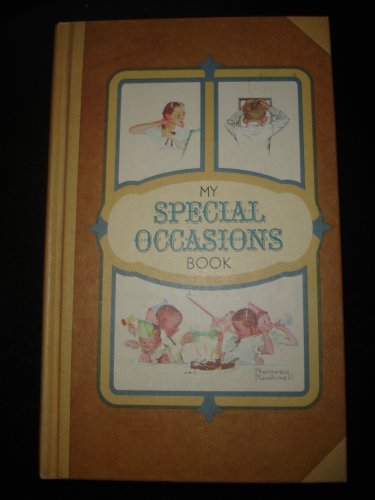 9780865220546: My Special Occasions Book