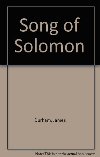 9780865240759: Song of Solomon