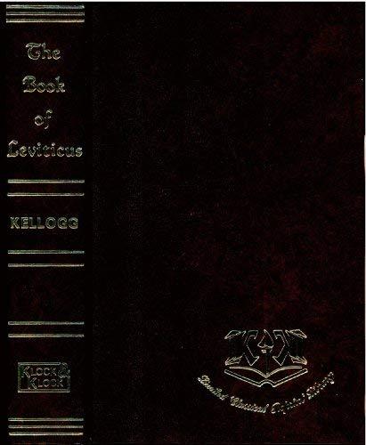 9780865241329: Book of Leviticus