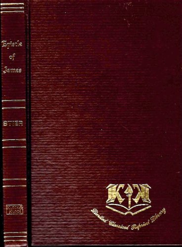 9780865241572: Commentary on the Epistle of James