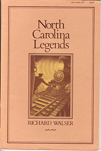 9780865261396: North Carolina Legends