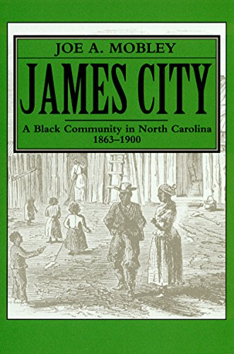 9780865261907: James City: A Black Community in North Carolina, 1863-1900 (Research Reports from the Division of Archives and History)
