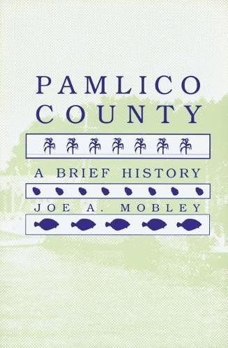 Pamlico County: A Brief History: Mobley, Joe A.
