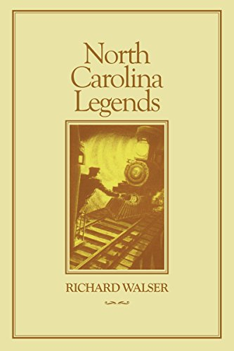 9780865263031: North Carolina Legends