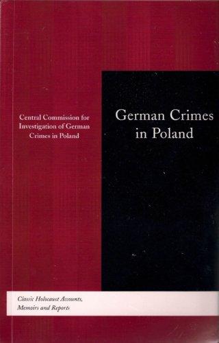 9780865274976: German Crimes in Poland