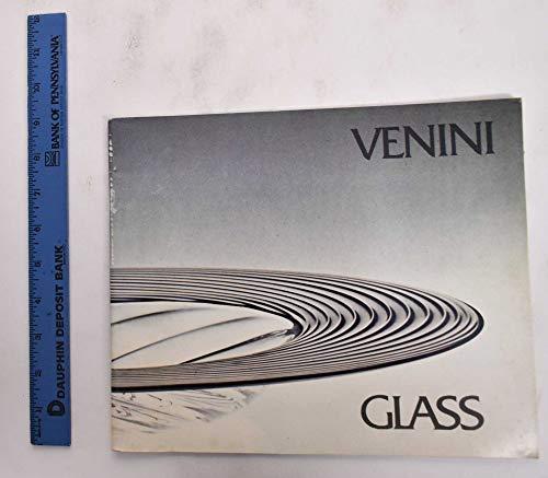9780865280120: Venini glass