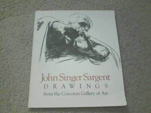 9780865280199: John Singer Sargent: Drawings from the Corcoran Gallery of Art