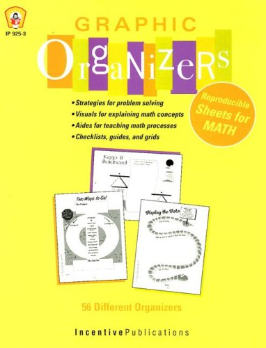 9780865300361: Graphic Organizers for Math