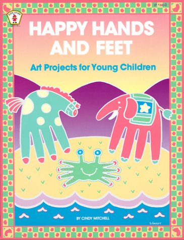 9780865300620: Happy Hands & Feet (Kids' Stuff)