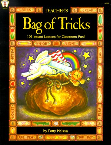9780865301320: Teacher's Bag of Tricks: 101 Instant Lessons for Classroom Fun! (Kid's stuff)