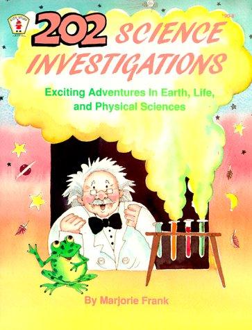 9780865301733: 202 Science Investigations (Kids' Stuff)