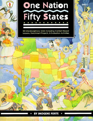 9780865302426: One Nation, Fifty States (Kids' Stuff)