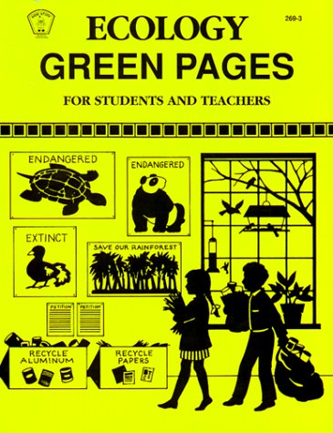 9780865302693: Ecology Green Pages for Students and Teachers (KIDS' STUFF)