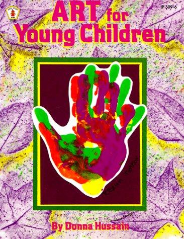 9780865303096: Art for Young Children (Kids' Stuff)