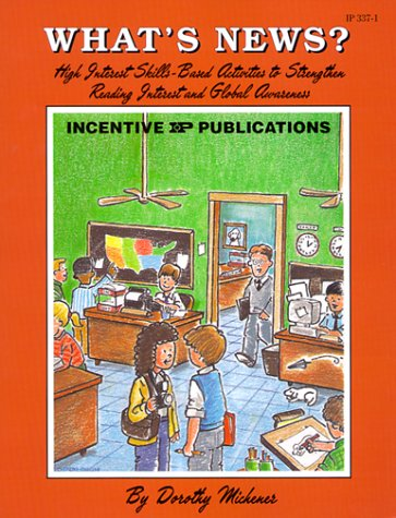 9780865303379: What's News: High Interest Skills Based Activities to Strengthen Reading Interest & Global Awareness (Kids' Stuff)