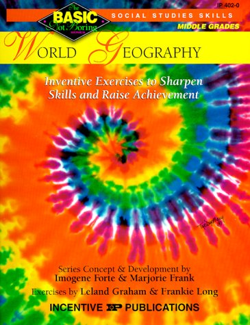 9780865303713: World Geography BASIC/Not Boring 6-8+: Inventive Exercises to Sharpen Skills and Raise Achievement