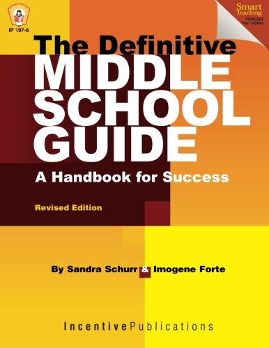 9780865304154: The Definitive Middle School Guide: A Handbook for Success