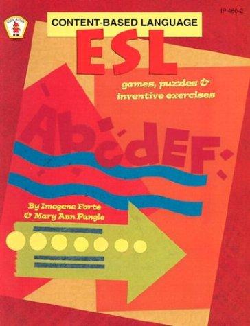 9780865304871: ESL Content-Based Language Games, Puzzles, & Inventive Exercises