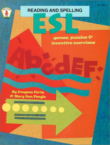 9780865304888: ESL Reading and Spelling: Games, Puzzles, and Inventive Exercises