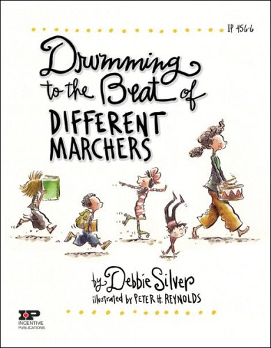 9780865306080: Drumming to the Beat of Different Marchers, Revised Edition: Finding the Rhythm for Differentiated Learning