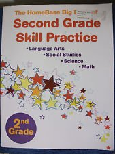 9780865309708: The Homebase Big Book of 2nd Grade Skill Practice