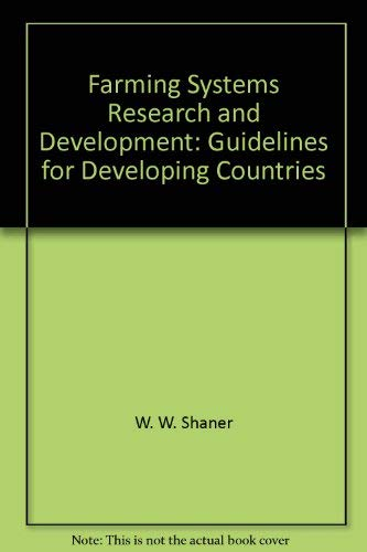 9780865314252: Farming Systems Research and Development: Guidelines for Developing Countries