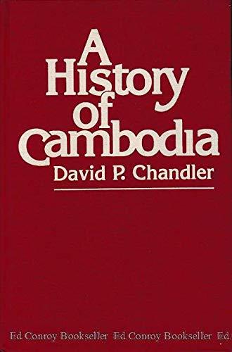 9780865315785: A History Of Cambodia