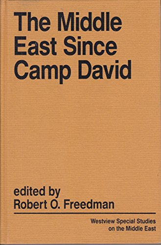 9780865316577: Middle East Since Camp David (Westview special studies on the Middle East)