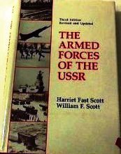 9780865317901: The Armed Forces Of The Ussr: Third Edition, Revised And Updated