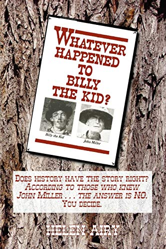 9780865341852: Whatever Happened to Billy the Kid