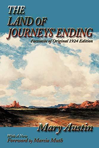 9780865345713: The Land of Journeys' Ending (Southwest Herigage)
