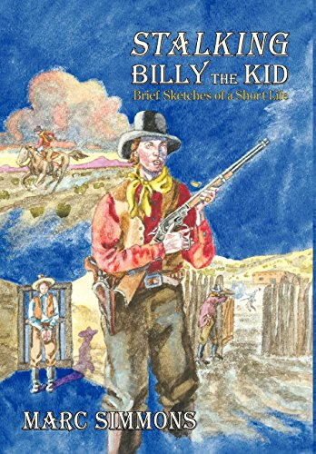 9780865345775: Stalking Billy the Kid