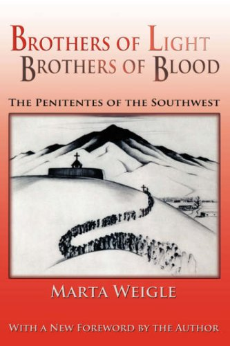 9780865346123: Brothers of Light, Brothers of Blood (Southwest Heritage)