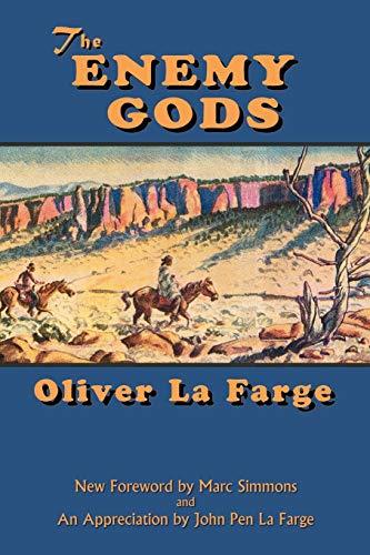 9780865346710: The Enemy Gods (Southwest Heritage)