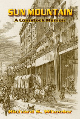9780865347274: Sun Mountain, A Comstock Memoir