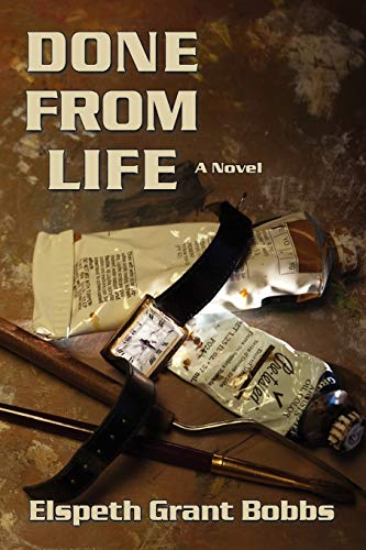 9780865348127: Done From Life, A Mystery Novel Set in 1950s Santa Fe