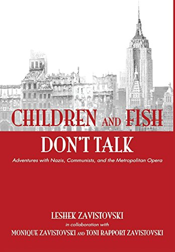 Children and Fish Don t Talk (Hardcover): Leshek Zavistovski