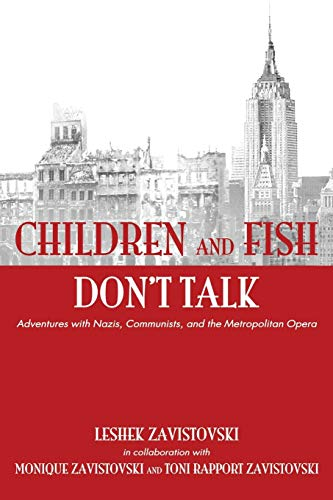 Children and Fish Don t Talk (Softcover): Leshek Zavistovski